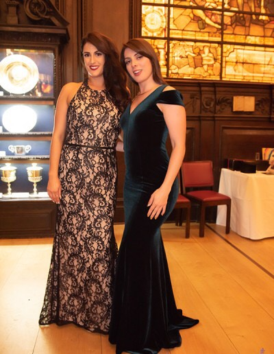 Countess Diamond at the Femdom Ball with Ria Harpsichord