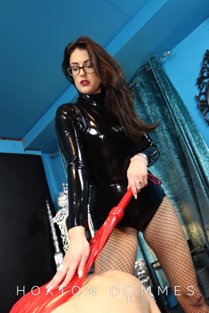 Hoxton dommes London Mistress filming
